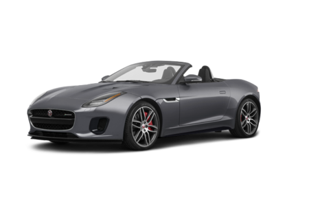 2019 Jaguar F-Type Convertible P380 R-Dynamic AWD