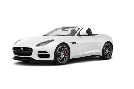 Jaguar F-Type Convertible 550hp R AWD 2019