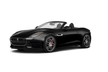 Jaguar F-Type Convertible 550hp R AWD (2) 2019