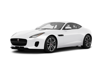 2019 Jaguar F-Type Coupe P380 at