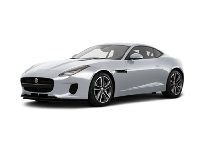 Jaguar F-Type Coupe P300 at (2) 2019