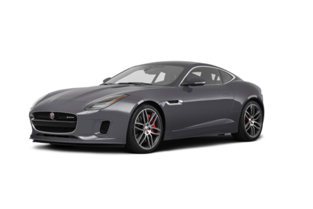 2019 Jaguar F-Type Coupe P380 R-Dynamic at