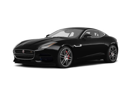 2019 Jaguar F-Type Coupe 550hp R AWD