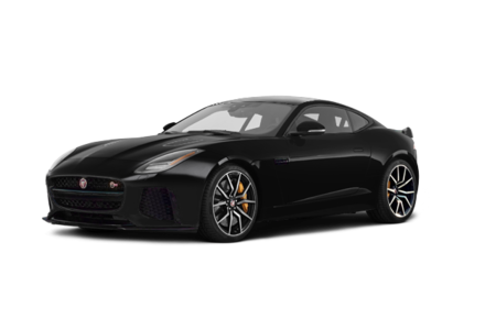 2019 Jaguar F-Type Coupe 575hp SVR AWD
