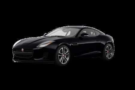 2020 Jaguar F-Type Coupe P300 at