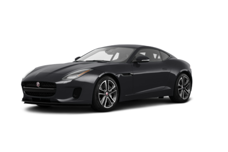 2020 Jaguar F-Type Coupe 550hp R AWD