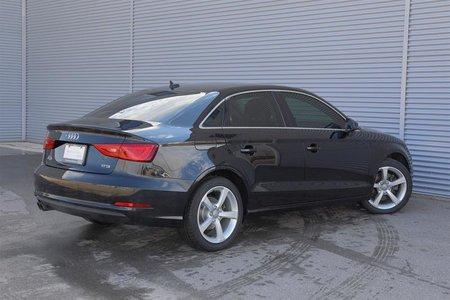 2015 Audi A3 1.8T Komfort FWD 6sp S tronic