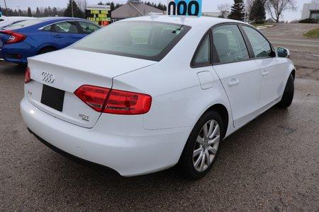 2012 Audi A4 2.0T- RARE 6 SPEED TRANSMISSION