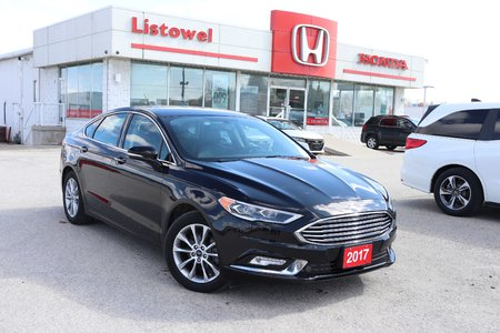 2017 Ford Fusion SE-OWNER- ACCIDENT FREE