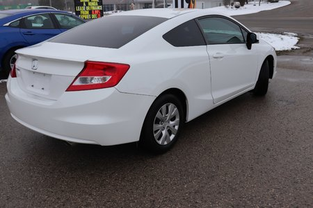 2012 Honda Civic Coupe LX- GREAT VALUE- ACCIDENT FREE