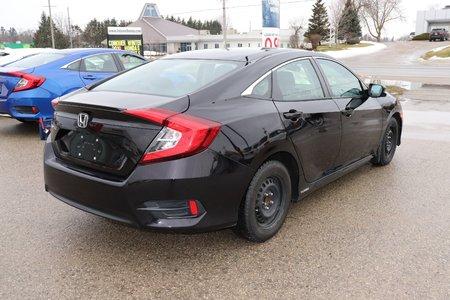 2016 Honda Civic Sedan EX-T- ACCIDENT FREE/ONE OWNER