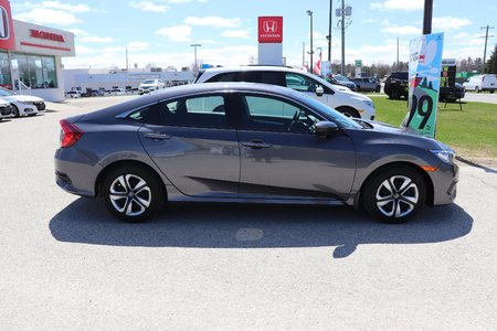 2017 Honda Civic Sedan LX- ONE OWNER, GREAT CONDITION