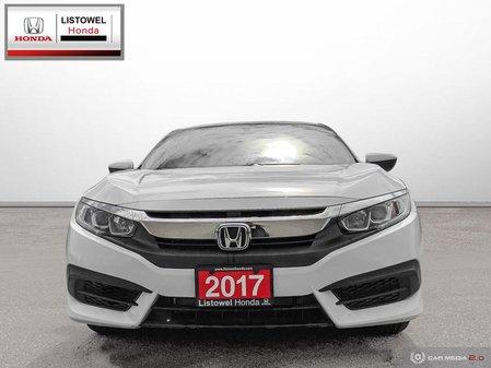 2017 Honda Civic Sedan LX- SAVE $$$ OVER NEW, HONDA CERTIFIED