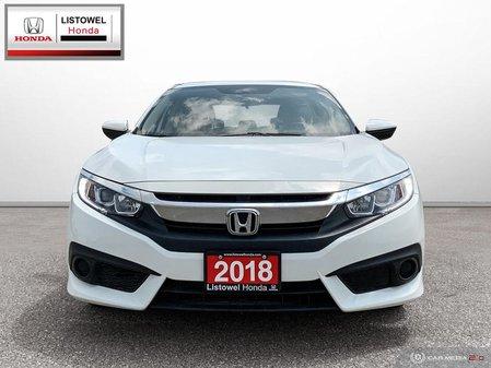 2018 Honda Civic Sedan SE- EXCELLENT CONDITION, LIKE NEW, HONDA CERTIFIED