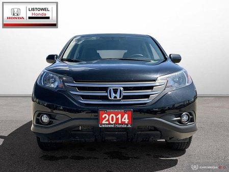 2014 Honda CR-V EX- NEW TIRES AND BRAKES, ACCIDENT FREE