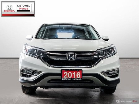 2016 Honda CR-V SE- ONE OWNER, ACCIDENT FREE,
