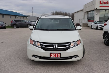 2015 Honda Odyssey EX-L - NAVIGATION, ACCIDENT FREE