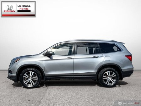 2016 Honda Pilot EX-L-EXTENDED  WARRANTY TO 200000 KMS, ONE OWNER