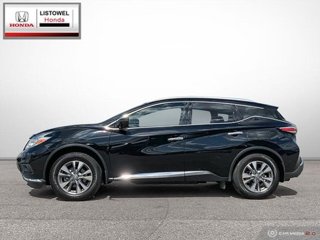 2016 Nissan Murano SL-AWD FULLY LOADED, ACCIDENT FREE