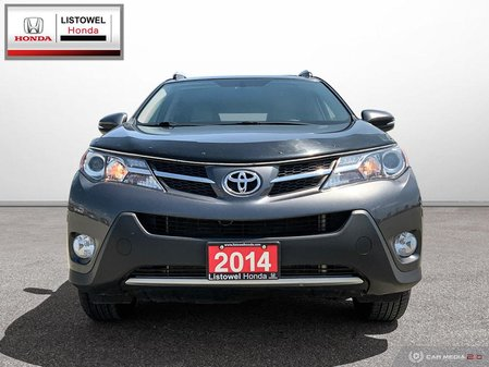 2014 Toyota RAV4 XLE-ACCIDENT FREE, GREAT CONDITION