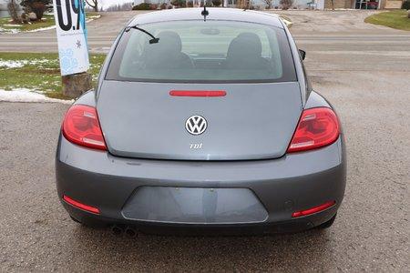 2014 Volkswagen Beetle Coupe Comfortline- DIESEL, ACCIDENT FREE