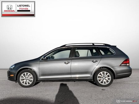 2013 Volkswagen Golf wagon Comfortline-EXTRA LOW LOW KMS- DIESEL ENGINE
