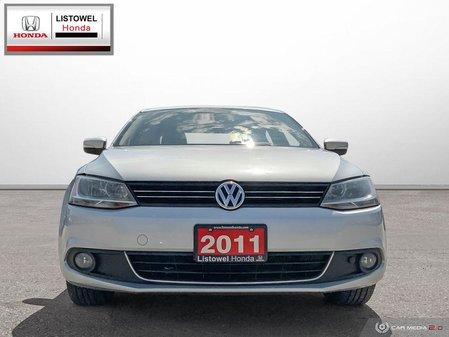 2011 Volkswagen Jetta Sedan Highline