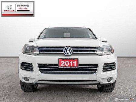 2011 Volkswagen Touareg Highline- ONLY 84000 KMS, DIESEL SUV