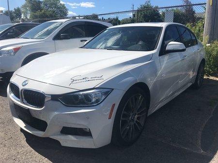 2015 BMW 328i AWD Park Distance Back Up Cam