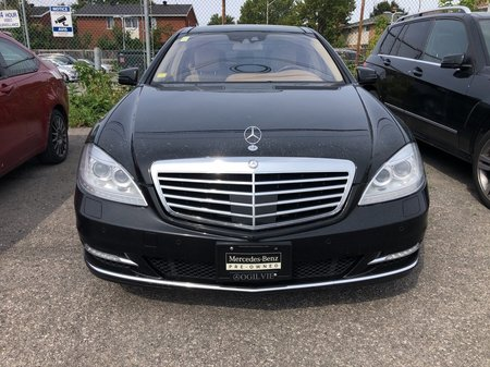 2012 Mercedes-Benz S550V4M 4MATIC Sedan