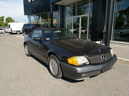 1992 Mercedes-Benz SL500 2Dr Coupe