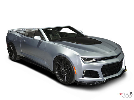Chevrolet Camaro convertible ZL1 2017 - photo 2