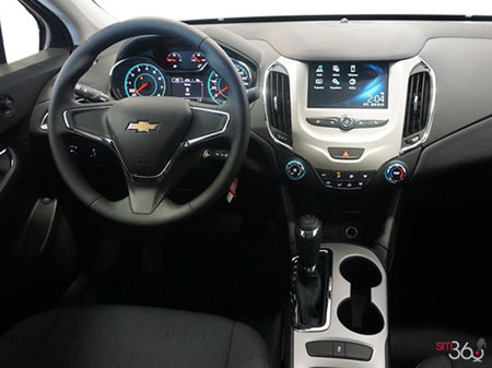 Chevrolet Cruze LS 2017 - photo 2