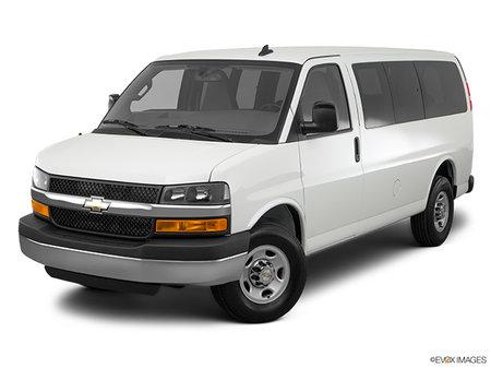 Chevrolet Express 3500 PASSENGER LT 2017 - photo 3