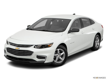Chevrolet Malibu LS 2017 - photo 2