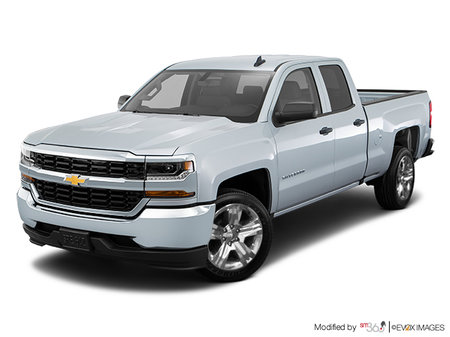 Chevrolet Silverado 1500 CUSTOM 2017 - photo 1