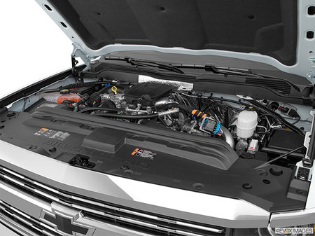 Chevrolet Silverado 2500HD LT 2017 - photo 3