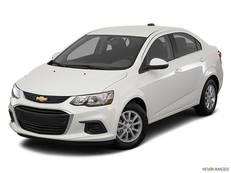 Chevrolet Sonic LT  2017 - photo 2