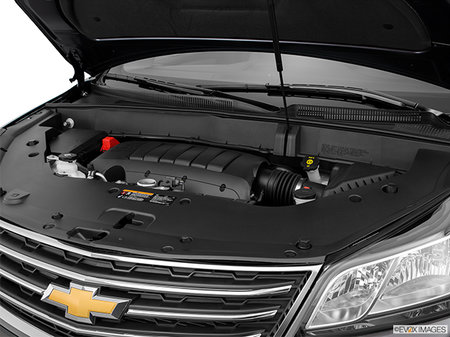 Chevrolet Traverse 2LT 2017 - photo 4