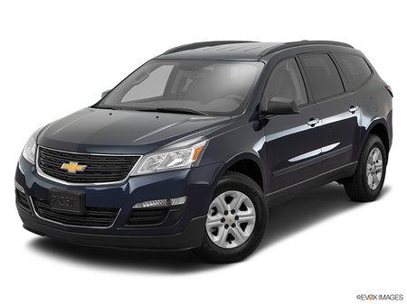 Chevrolet Traverse LS 2017 - photo 2