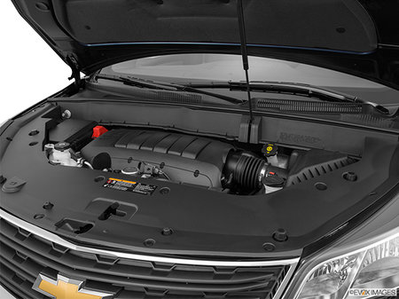 Chevrolet Traverse LS 2017 - photo 4