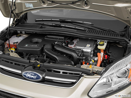 Ford C-MAX ENERGI SE 2017 - photo 4