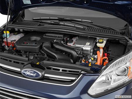 Ford C-MAX ENERGI TITANIUM 2017 - photo 4
