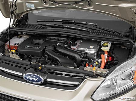 Ford C-MAX HYBRID SE 2017 - photo 4