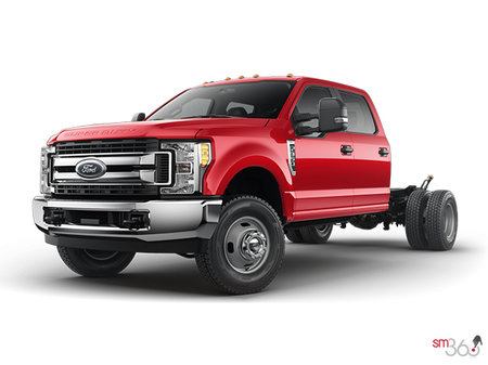 Ford Chassis Cab F-350 XLT 2017 - photo 1