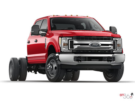 Ford Chassis Cab F-350 XLT 2017 - photo 2