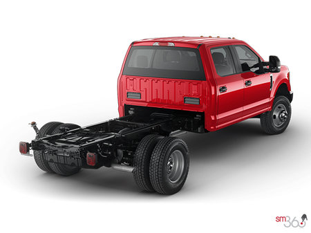 Ford Chassis Cab F-350 XLT 2017 - photo 3