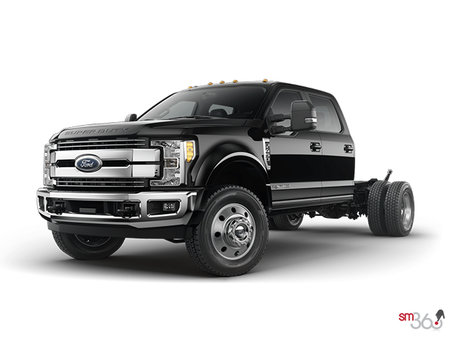 Ford Chassis Cab F-450 LARIAT 2017 - photo 1
