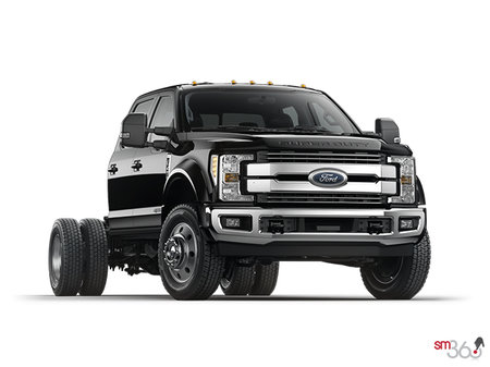 Ford Chassis Cab F-450 LARIAT 2017 - photo 2