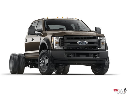 Ford Chassis Cab F-450 XL 2017 - photo 2